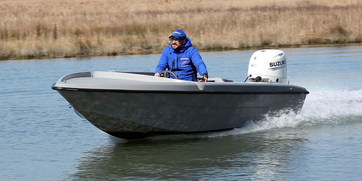 Ceccherini Silver 5 barca per cacciapesca